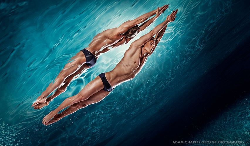 Olympian Vladimir Morozov by Adam Charles George Photography