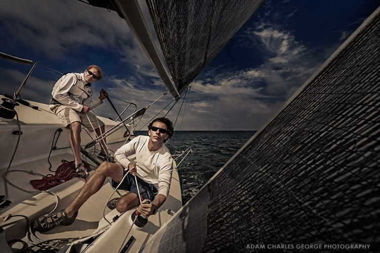 California sailors by Adam Charles George Photography
