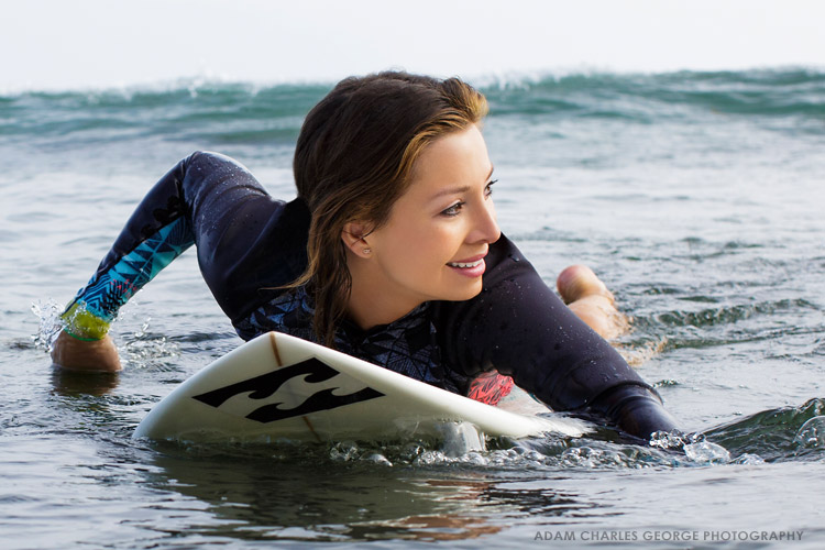 Billabong women's surf by Adam Charles George Photography