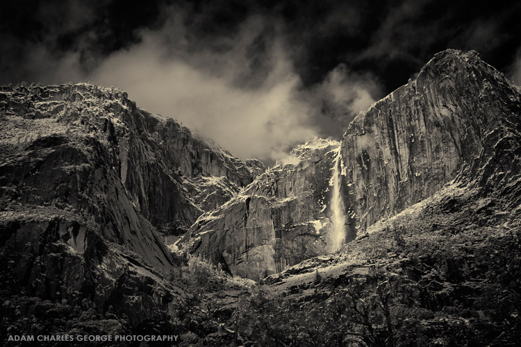 Yosemite Falls by Adam Charles George Photography