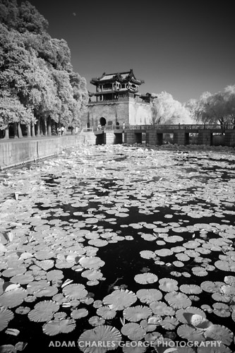 Summer Palace, Beijing, China by Adam Charles George Photography